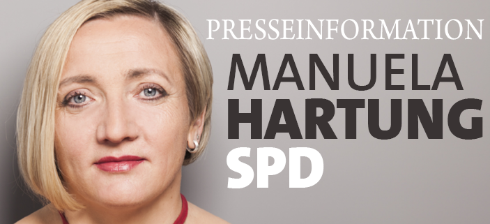 Manuela Hartung Presseinformation