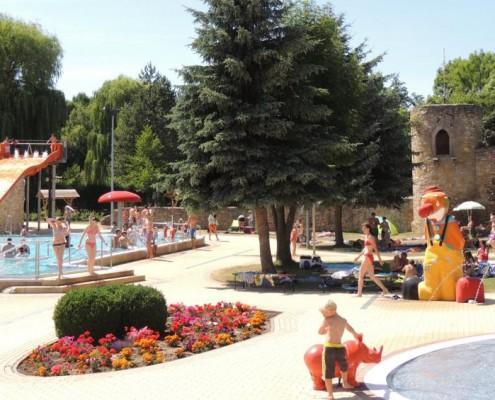 Das Sommerbad in Querfurt