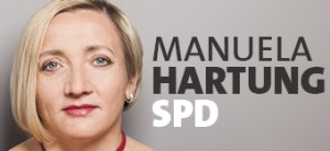 Manuela Hartung, SPD
